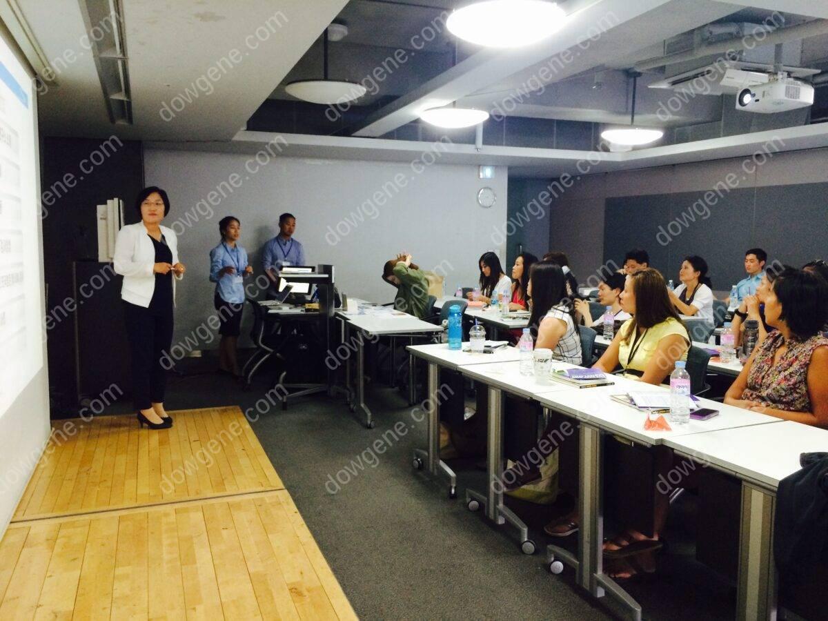 해외입양인연대 주최 2015 국외입양동포 뿌리 찾기 모국방문 행사 참여